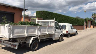 Ford Transit Camion Ford 1993