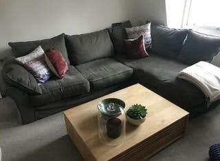 Right corner sofa