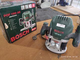fresadora manual Bosch