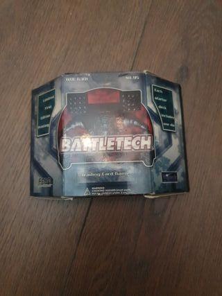 cartas battletech