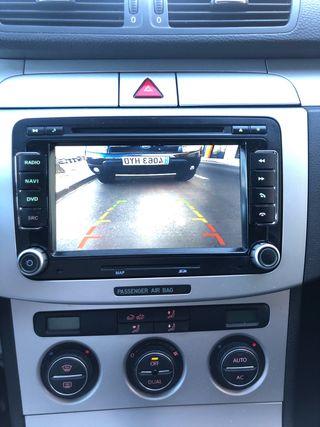 Casset doble din para SEAT Volkswagen audi
