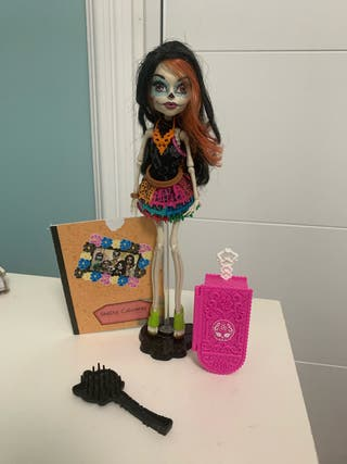 Muñeca Skelita Calaveras Monster High