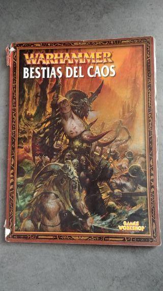Bestias del caos Warhammer