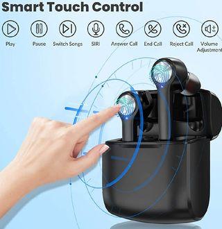 Auriculares Bluetooth Inalámbricos tipo AirPods