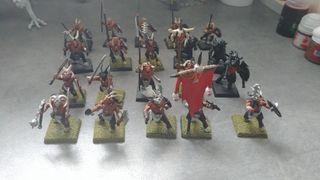 Hombres Bestia Warhammer