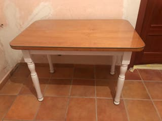 Mesa comedor o cocina madera maciza