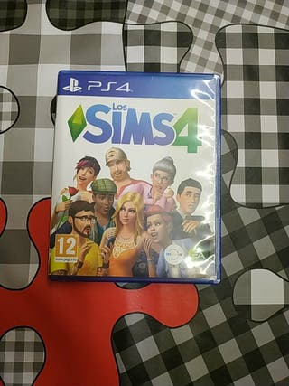 Sims 4 ps4