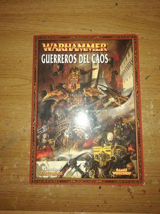 libros ejercito Warhammer