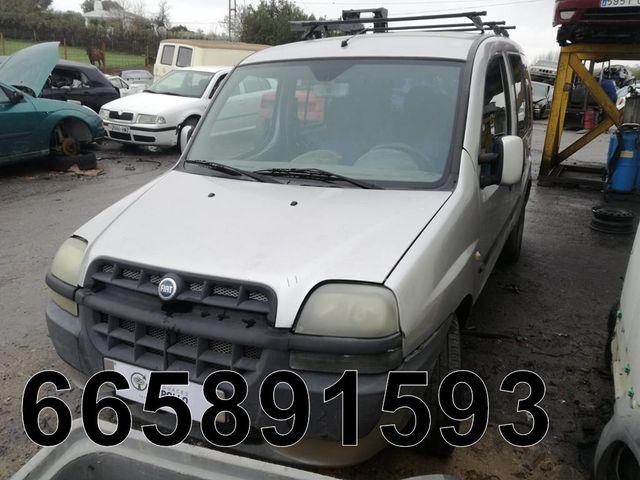 Despiece Fiat Doblo 192B9000 1900 JTD