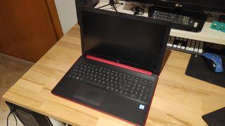 Portátil HP 15-da1033ns - NUEVO - i5, 8gb Ram