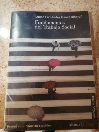 libro fundamentos trabajo social uned