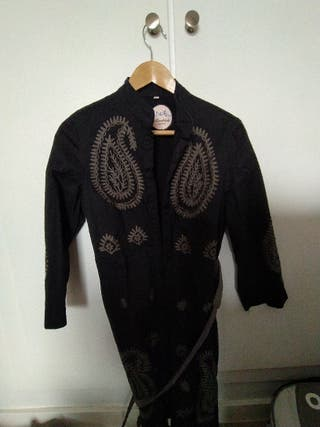 vestido algodón Almatrichi 42