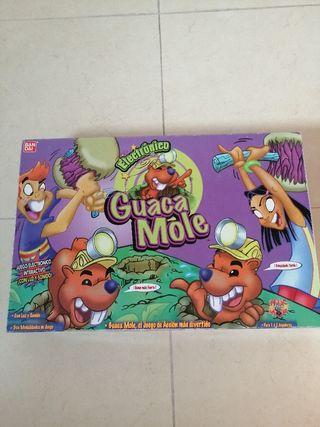 juego guacamole