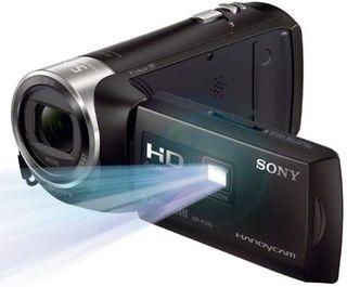 CAMARA de Video Sony Handycam HDR-PJ240E + VCTVPR1