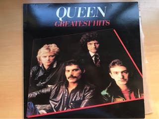 Vinilo Queen Greatest Hits