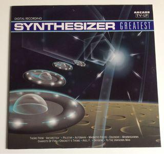 Synthesizer Greatest Disco Vinilo Lp