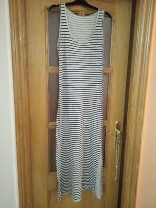 Vestido largo talla M