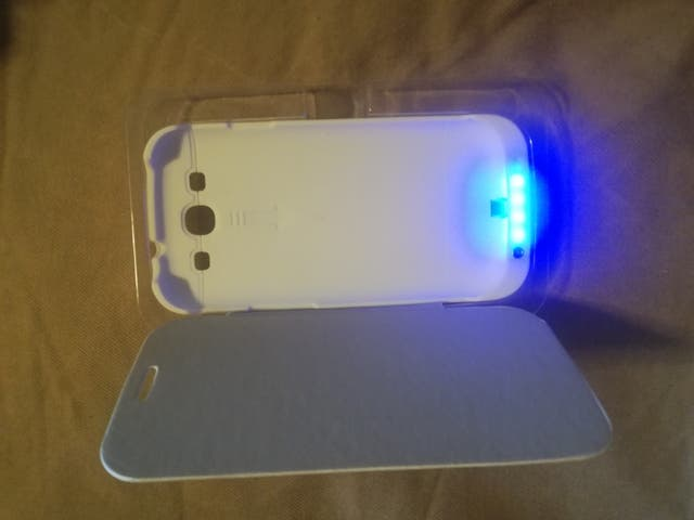 Batería portátil Samsung Galaxy SIII