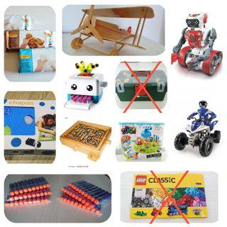 Juegos y Juguetes Varios
