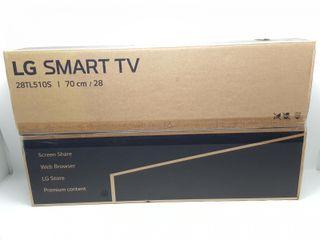 """TV LED LG Smart TV 28TL510S 28"""" E 98465"""