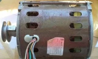 motores de lavadoras
