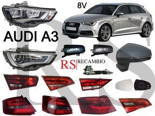 RECAMBIOS AUDI A6 8V-------- -75%