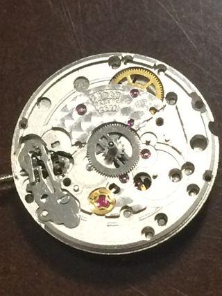 Rolex/ tudor maquinaria eta 2671 original