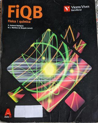 """Libro de texto """"Física y química"""""""