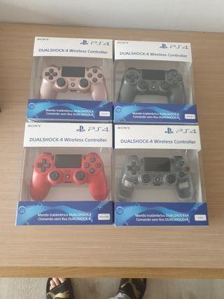 mandos dualshock 4 para ps4 nuevos v2