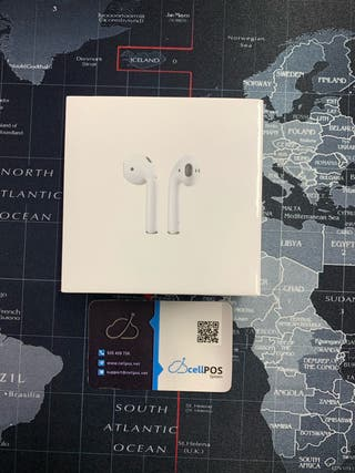 Apple Airpods 2nd Generacion