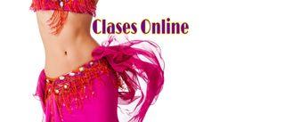 Clases ONLINE Danza Oriental