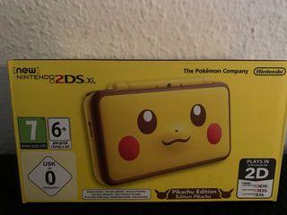 Caja Nintendo + manual de instrucciones