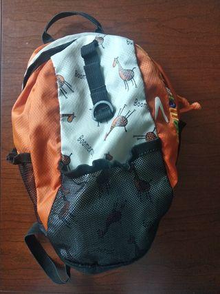 mochila de montaña niña niño