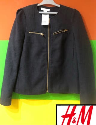 H&M chaqueta nueva 34/36