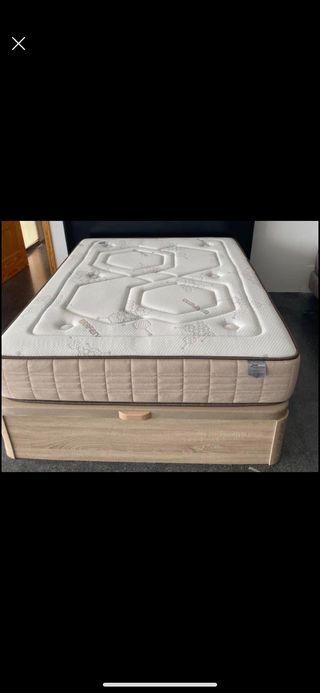 Canapé,colchón 1,50