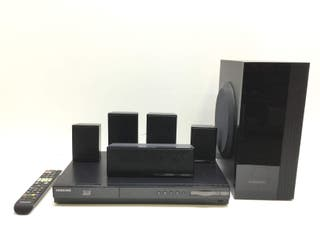 CONJUNTO HOMECINEMA BLURAY SAMSUNG HT-E4500