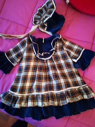 se vende vestido de kauli talla 2