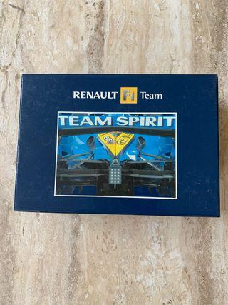 Maqueta Descatalogada Renault F1 Team R26 Alonso