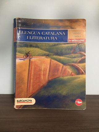 Llengua catalana i literatura 2n Batxillerat