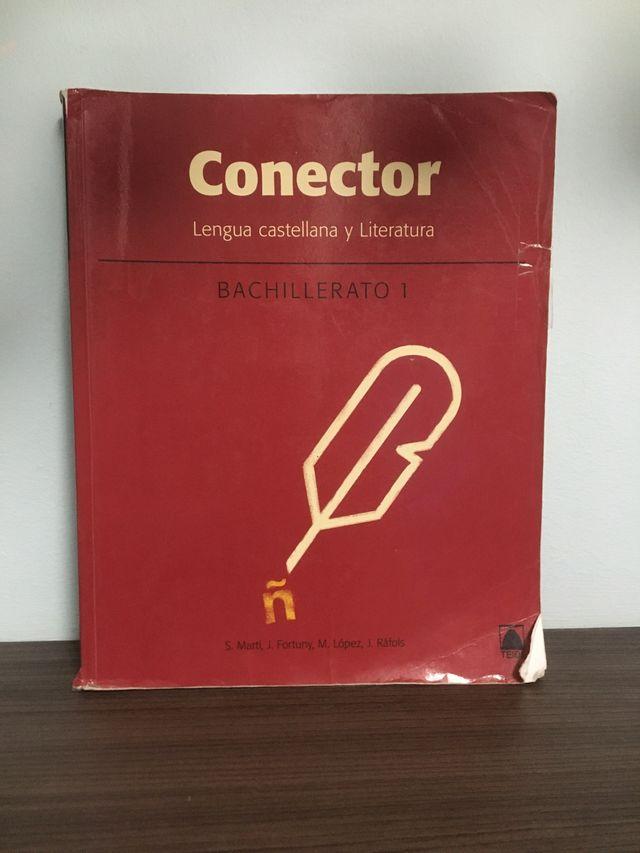 Lengua castellana y literatura: Conector