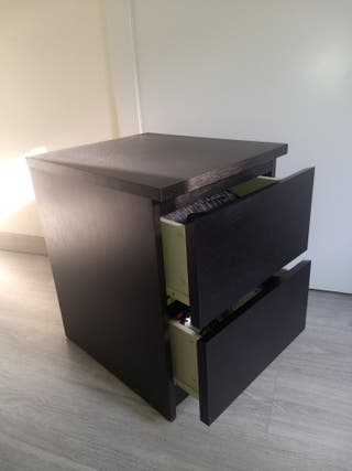 Cómoda de 2 cajones IKEA - MALM