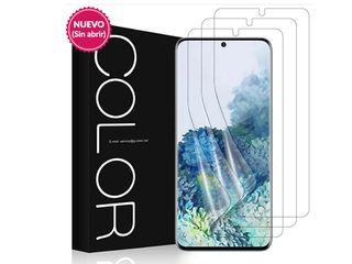 |Nuevo| 3 Protectores Pantalla Samsung Galaxy S20+