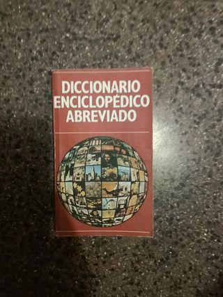 Diccionario enciclopédico abreviado