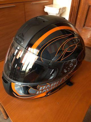 Casco integral Harley Davidson