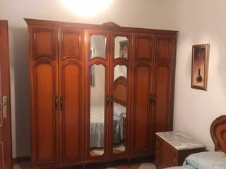 Armario dormitorio matrimonio