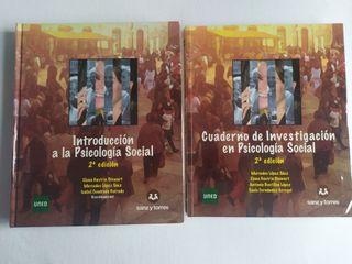 Libros Introducción a la psicología social UNED