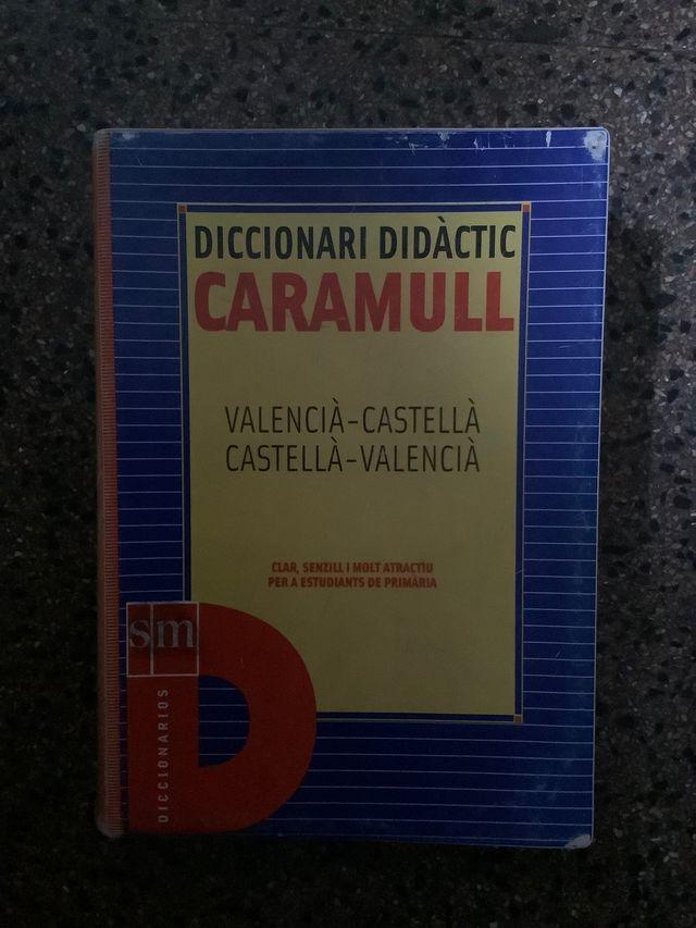 Diccionario Caramull Valenciano Castellano