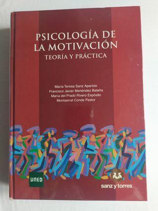 Libro UNED Psicología de la motivación