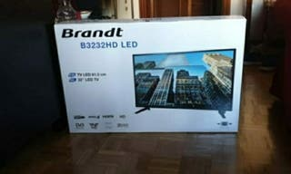 """TV Brandt 32"""" NO SMART TV"""