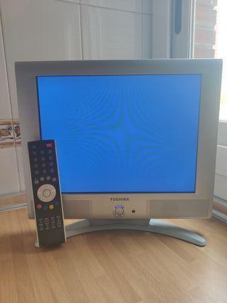 """Televisión Toshiba 15"""""""